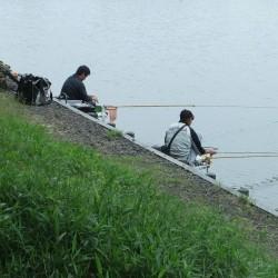 田貫湖の釣り