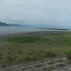三保海水浴場