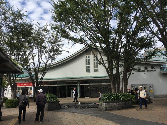 三島駅の写真
