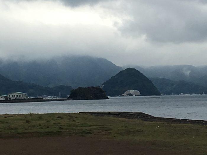 2つの島の写真