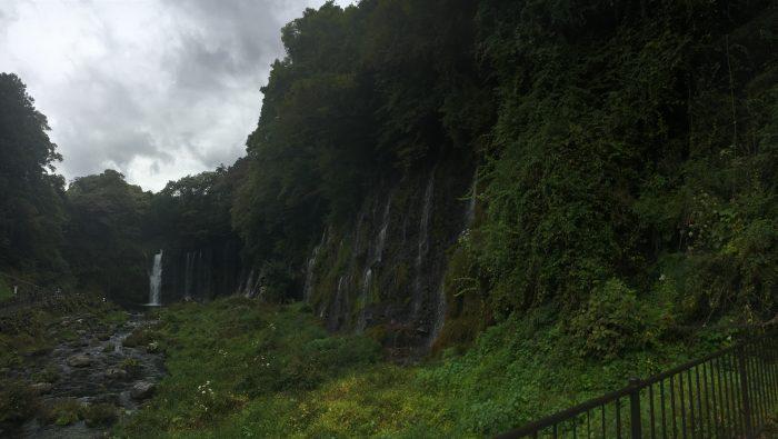 白糸ノ滝の写真