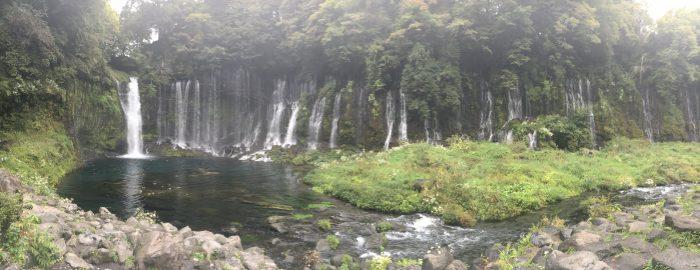 白井ノ滝の写真