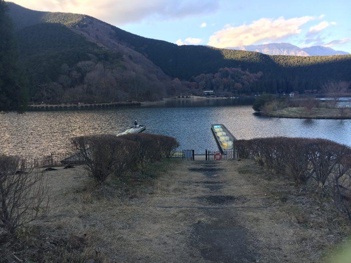 ボート乗り場の写真
