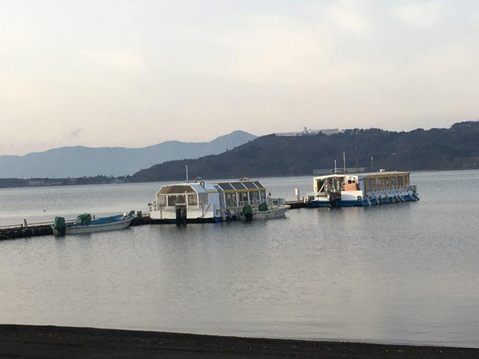 ドーム船の写真
