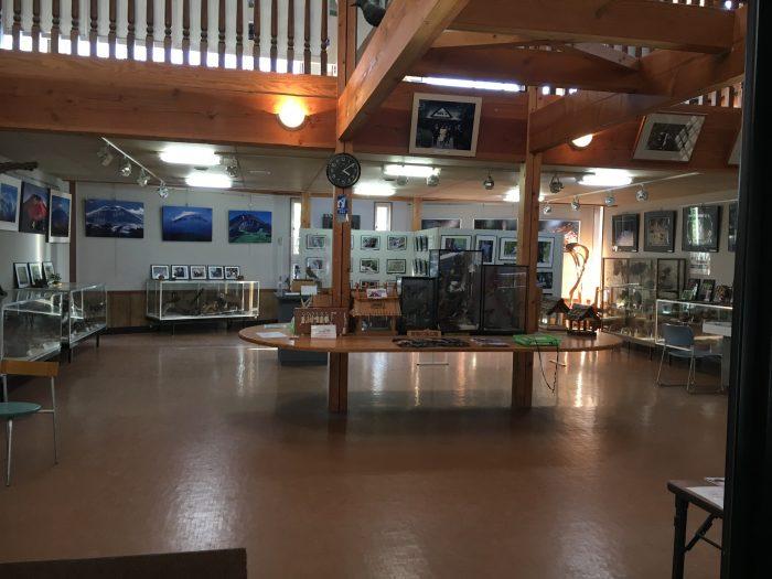 施設の中の写真