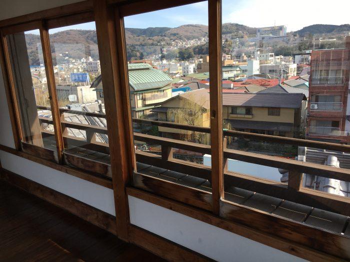 展望台からの外の写真