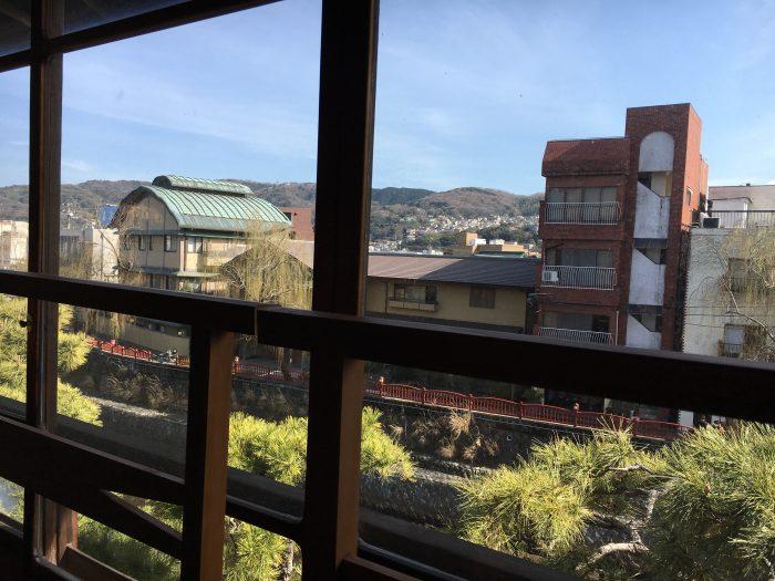 窓からの写真