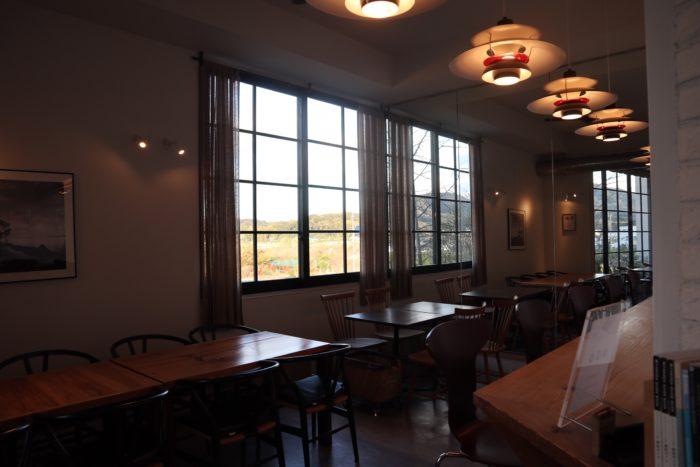 レストラン内の写真