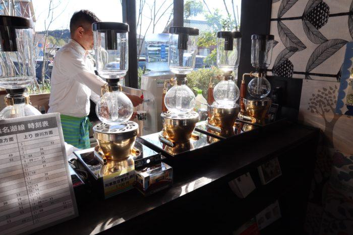 コーヒーの写真