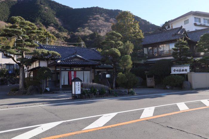 旅館の写真