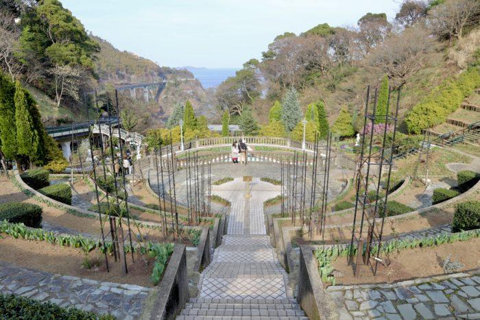 庭園の写真