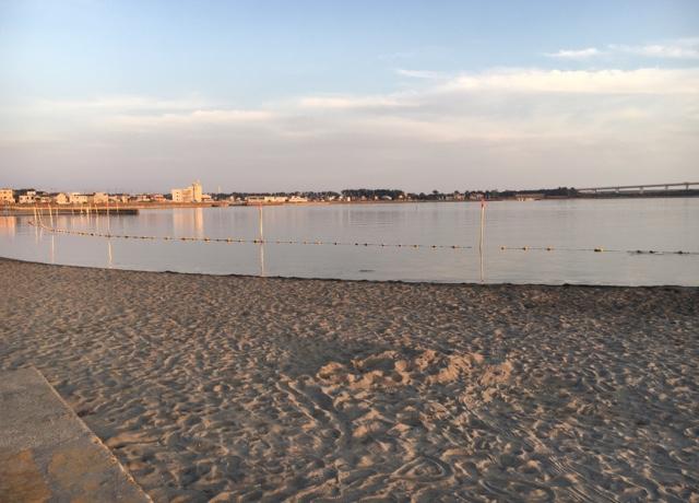 弁天島海水浴場の写真